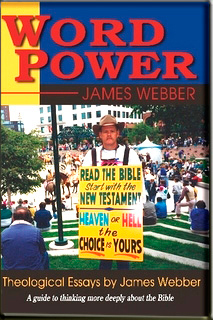 BibleJim Evangelism Outreach Open Air Preacher Books Bood Power Word Power Study Power_